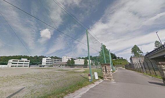 戸建賃貸-仙台市泉区黒松2丁目 仙台市立八乙女中学校 約1300m