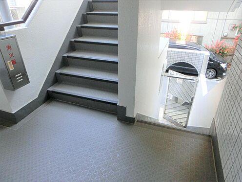 マンション(建物一部)-墨田区千歳2丁目 階段です。
