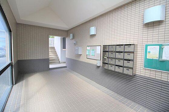 マンション(建物全部)-平塚市龍城ケ丘 エントランス