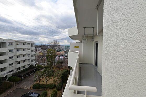 中古マンション-横浜市青葉区あざみ野3丁目 バルコニー