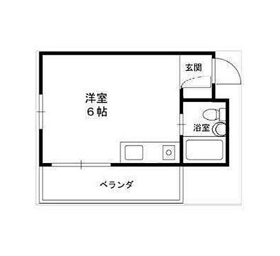 マンション(建物一部)-尼崎市塚口 間取り