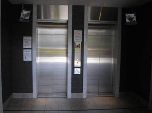 マンション(建物一部)-大阪市港区南市岡3丁目 エレベーターは2機あり