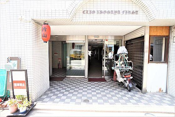 店舗(建物一部)-横浜市南区井土ケ谷下町 エントランス