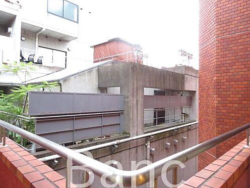 中古マンション-渋谷区恵比寿3丁目 バルコニーからの眺望です