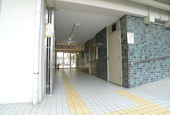 マンション(建物一部)-大田区大森西2丁目 共用部 廊下