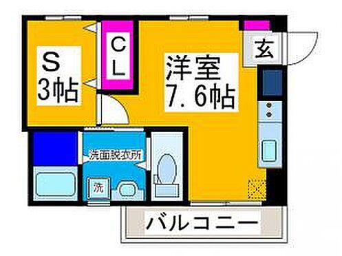 マンション(建物全部)-堺市東区日置荘西町6丁 間取り