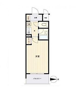 マンション(建物一部)-大阪市西区阿波座1丁目 バス・トイレ別の1K