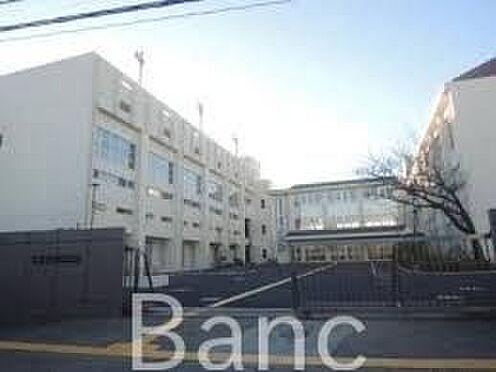 中古マンション-足立区島根2丁目 東京都立足立高校 徒歩14分。 1080m