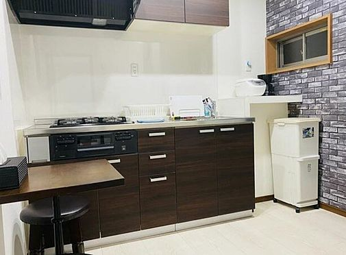 アパート-新宿区北新宿1丁目 キッチン