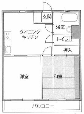 マンション(建物一部)-横浜市保土ケ谷区月見台 間取り