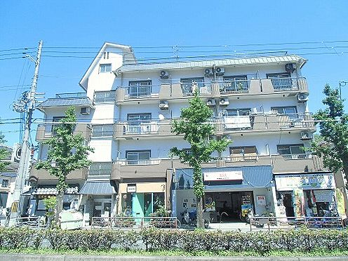 マンション(建物全部)-京都市左京区浄土寺馬場町 外観