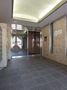 マンション(建物一部)-大阪市天王寺区逢阪2丁目 落ち着いた印象のエントランス