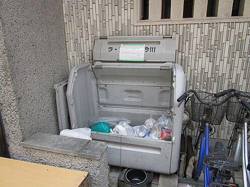 一棟マンション-大阪市東住吉区今川7丁目 ゴミ置き場です