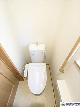新築一戸建て-仙台市太白区青山1丁目 トイレ