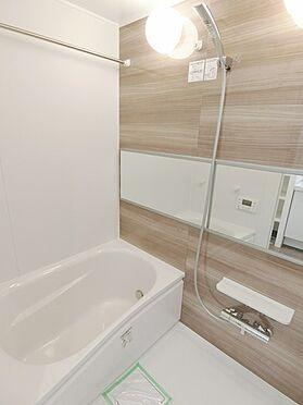中古マンション-横浜市神奈川区栄町 ☆新規バスルーム☆オートバス☆新しいバスタブはピカピカで綺麗です☆