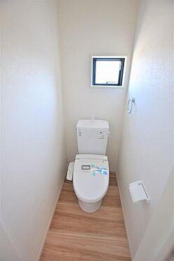 新築一戸建て-仙台市若林区成田町 トイレ