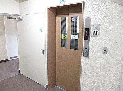 区分マンション-神戸市灘区鶴甲5丁目 エレベーターあり