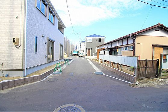 新築一戸建て-仙台市太白区八本松1丁目 外観