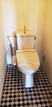 区分マンション-福岡市東区原田1丁目 トイレ