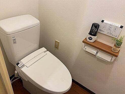 区分マンション-八王子市南大沢4丁目 トイレは交換済み