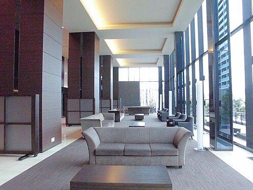 中古マンション-江東区豊洲3丁目 2階ラウンジ
