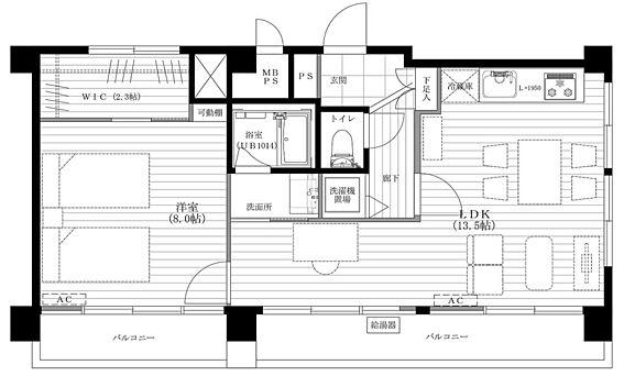 マンション(建物一部)-新宿区左門町 2014年に内装全面リフォームを実施したお部屋です。