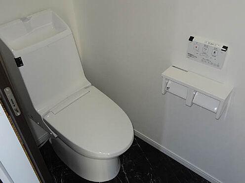 アパート-水戸市上水戸 トイレ