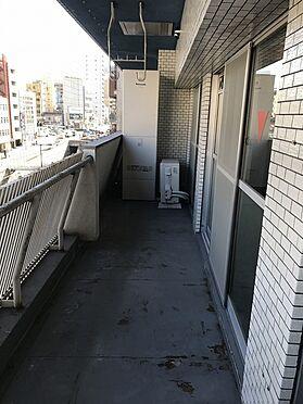 中古マンション-大阪市中央区谷町5丁目 バルコニー