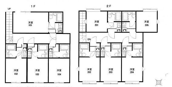 アパート-座間市相模が丘2丁目 座間市相模が丘2丁目アパート・ライズプランニング