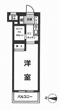 中古マンション-板橋区前野町6丁目 間取り