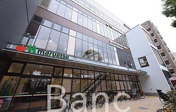 中古マンション-文京区関口1丁目 マルエツ江戸川橋店 徒歩3分。 170m