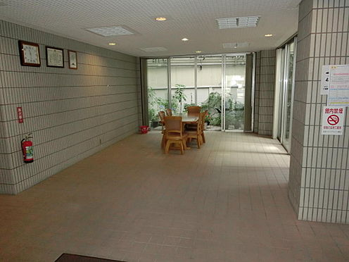 マンション(建物一部)-中央区日本橋箱崎町 談話スペースあります。