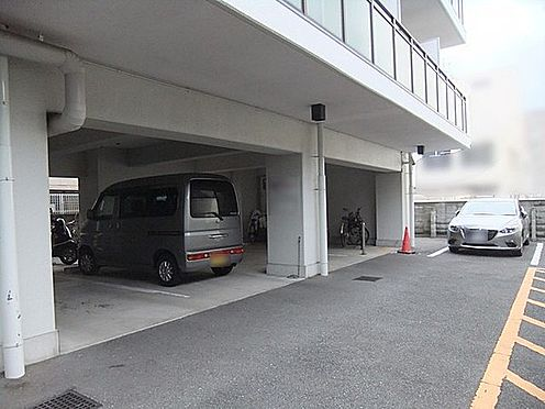 マンション(建物一部)-京都市右京区西院清水町 屋内の駐輪・駐車スペースもあり