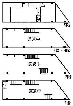 ビル(建物全部)-千代田区東神田1丁目 間取り図