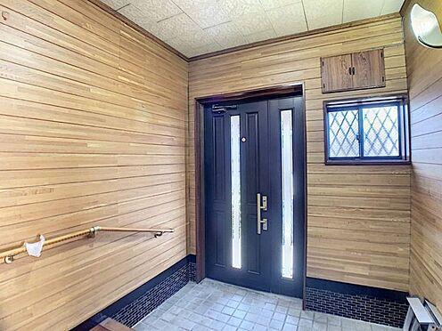 中古一戸建て-名古屋市守山区大屋敷 広々とした玄関。