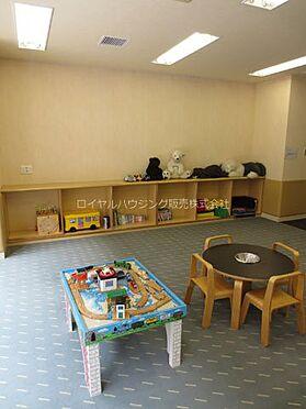 中古マンション-横浜市神奈川区栄町 キッズルーム(2階)