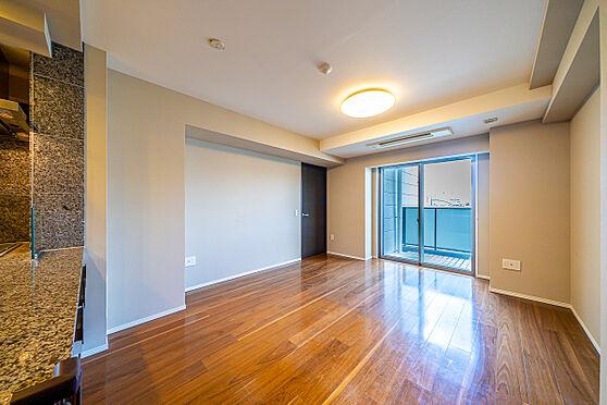 区分マンション-新宿区南元町 リビング 家具・什器等は売買価格に含まれません。