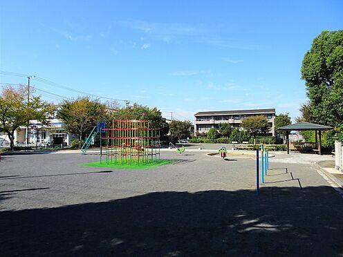 土地-横浜市緑区森の台 森の台信濃谷公園 徒歩 約4分(約300m)