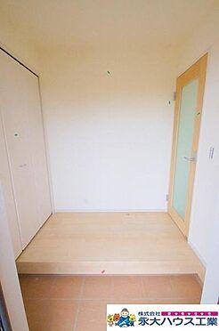 新築一戸建て-大崎市古川桜ノ目字飯塚江 玄関