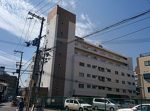 マンション(建物一部)-大阪市西区九条1丁目 外観