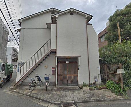 アパート-東大阪市横枕 間取り