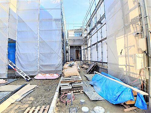 新築一戸建て-名古屋市天白区菅田1丁目 駐車2台可能!