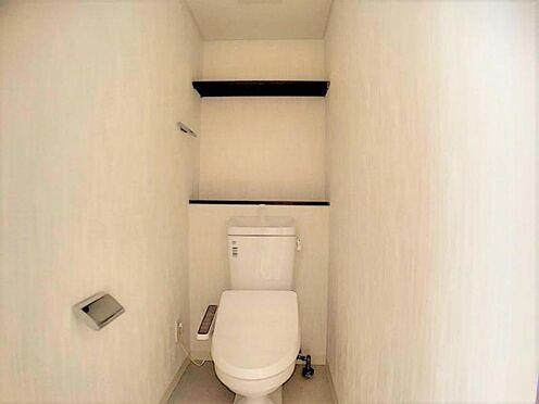 中古マンション-名古屋市天白区笹原町 トイレもリフォーム済みです