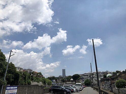アパート-横浜市西区東久保町 展望