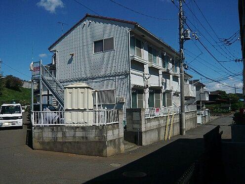 アパート-八王子市中野山王2丁目 外観写真