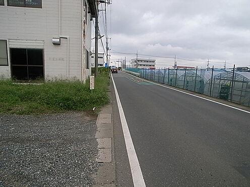 事務所(建物全部)-八街市東吉田 前面道路