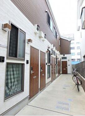 アパート-八王子市堀之内3丁目 メルセデスハイム・ライズプランニング