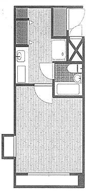 マンション(建物一部)-京都市伏見区深草泓ノ壺町 収納や洗濯機置場があるので生活が快適に。