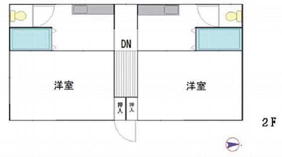 アパート-豊島区長崎3丁目 内装