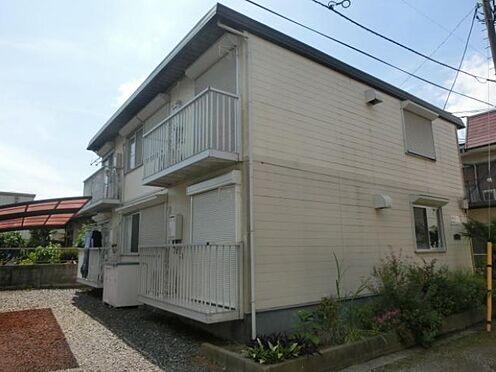 アパート-鎌ケ谷市東道野辺4丁目 外観